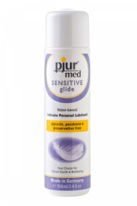 Lubrifiant Pjur MED Sensitive glide 100ml Pjur IM#77753