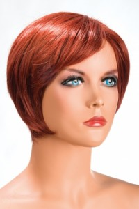 Perruque Daisy Rousse World Wigs