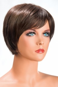 Perruque Daisy Châtain World Wigs