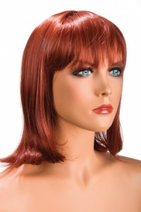 Perruque Camila Rousse World Wigs
