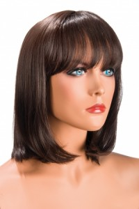 Perruque Camila Châtain World Wigs