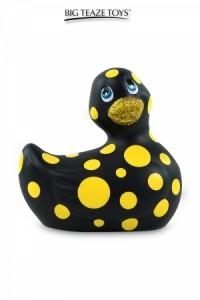 Mini Canard Vibrant Happiness Noir Big Teaze Toys