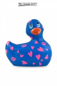 Mini Canard Vibrant Romance Violet et Rose Big Teaze Toys