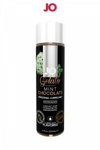 Lubrifiant Comestible Menthe Chocolat 120 ml System JO