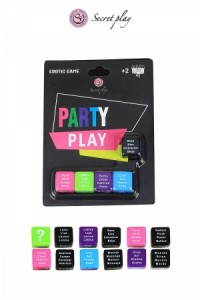 Jeu 5 dés Party Play Secret Play IM#79467