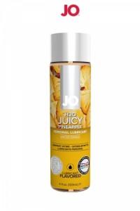 Lubrifiant Comestible Ananas 120 ml System JO