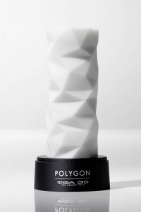 Gaine Masturbation Homme 3D Polygon by Tenga