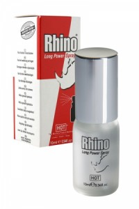 Spray Retardant Ejaculation Rhino 10 ml Ero By Hot