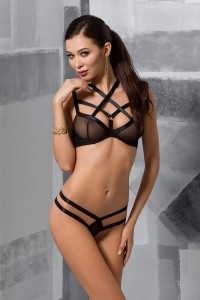 Ensemble Lingerie Fetish Hagar Passion Passion