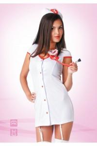 Costume Robe Infirmière Le Frivole IM#81447