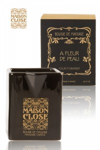 Bougie de Massage Maison Close Maison Close