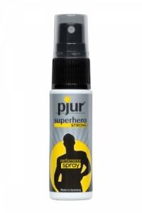 Spray Retardant Pjur Superhero Strong Performance Pjur