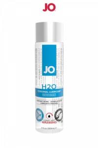 Lubrifiant Effet Chaud H2O 120 ml System JO