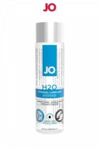 Lubrifiant H2O Effet Frais 120 ml System JO