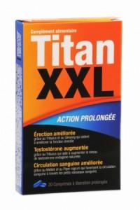 Stimulant Sexuel Titan XXL x20 Labophyto