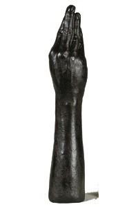 Gode Géant Main Fist Fucking 40 cm x 7,5 cm Belgo-Prism