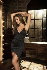 Robe Style 4525 - Noir Mapalé