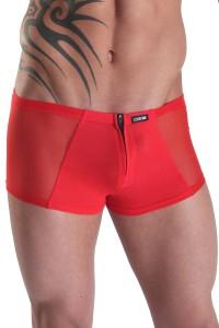 Mini Pant Rouge Double Zip Wiz LOOK ME