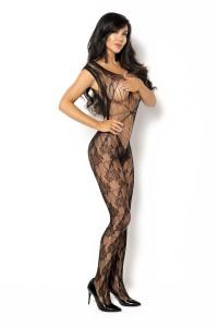 Combinaison Bodystocking Kiara Noire Beauty Night