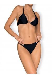 Maillot Bikini 2 Pièces Paralia Noir Obsessive