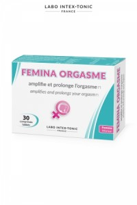 Amplificateur d'Orgasme Femina Orgasme Laboratoire Intex-Tonic