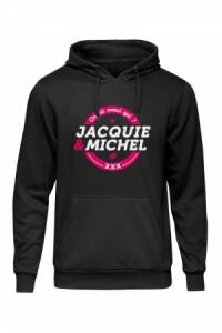 Sweat à Capuche Jacquie et Michel Jacquie & Michel