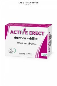 Activateur érection Active Erect Laboratoire Intex-Tonic