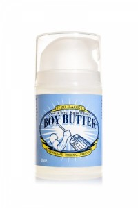 Lubrifiant Dilatation Extrême Fist Boy Butter H2O Pump Boy Butter