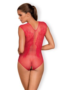 Body Ailes d'Anges Rouge Obsessive