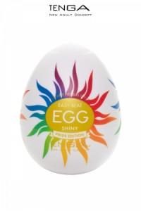 Masturbateur Homme Tenga Egg Shiny Pride Edition Tenga