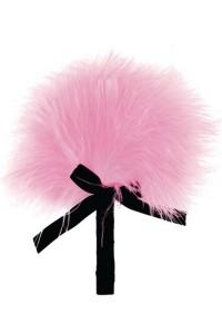Plumeau rose avec noeud satiné Dreamy Toys