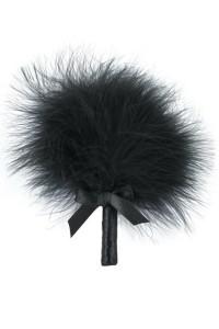 Plumeau noir avec noeud satiné Dreamy Toys