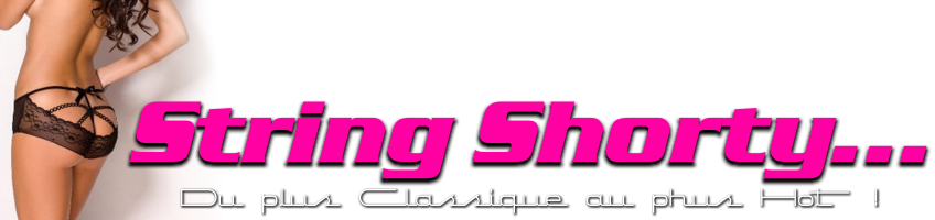 String Shorty Boxer